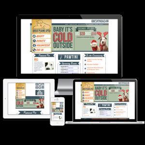 GreatPlainsSPCA-WebsiteDevelopment
